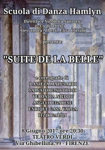 SUITE DE LA BELLE