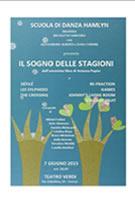 iL SOGNO DELLE STAGIONI 2015